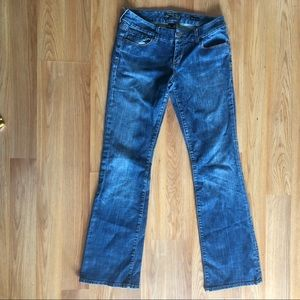 Seven for mankind bootcut jeans